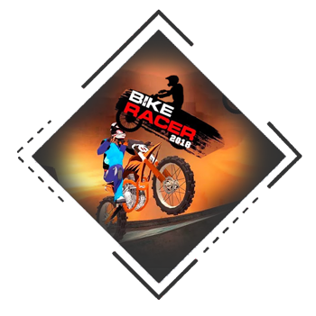 image of bike racer 2018