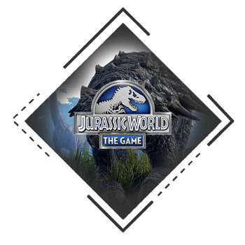 image of jurassic world the game