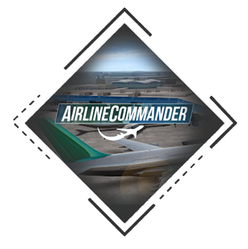 image of airline commander
