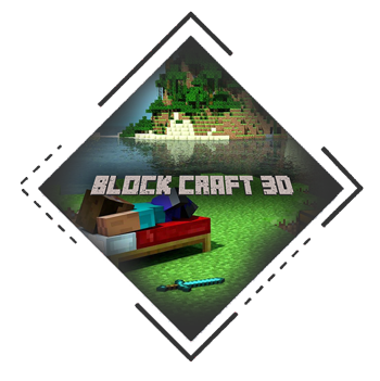 block craft 3d image