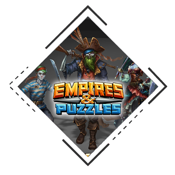 empires and puzzles image